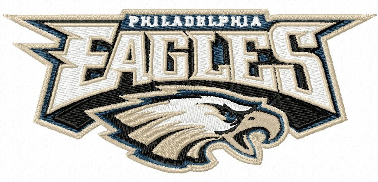 Eagles Nfl Football Sports Team Embroidery Designs Download