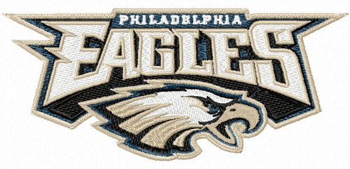 Philadelphia Eagles NFL Football  Sports Team Embroidery Designs Download