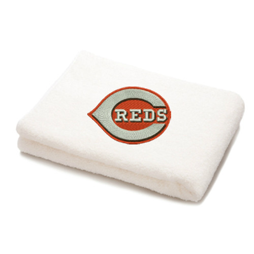Cincinnati Reds Baseball MLB Sports Team Machine Embroidery Designs