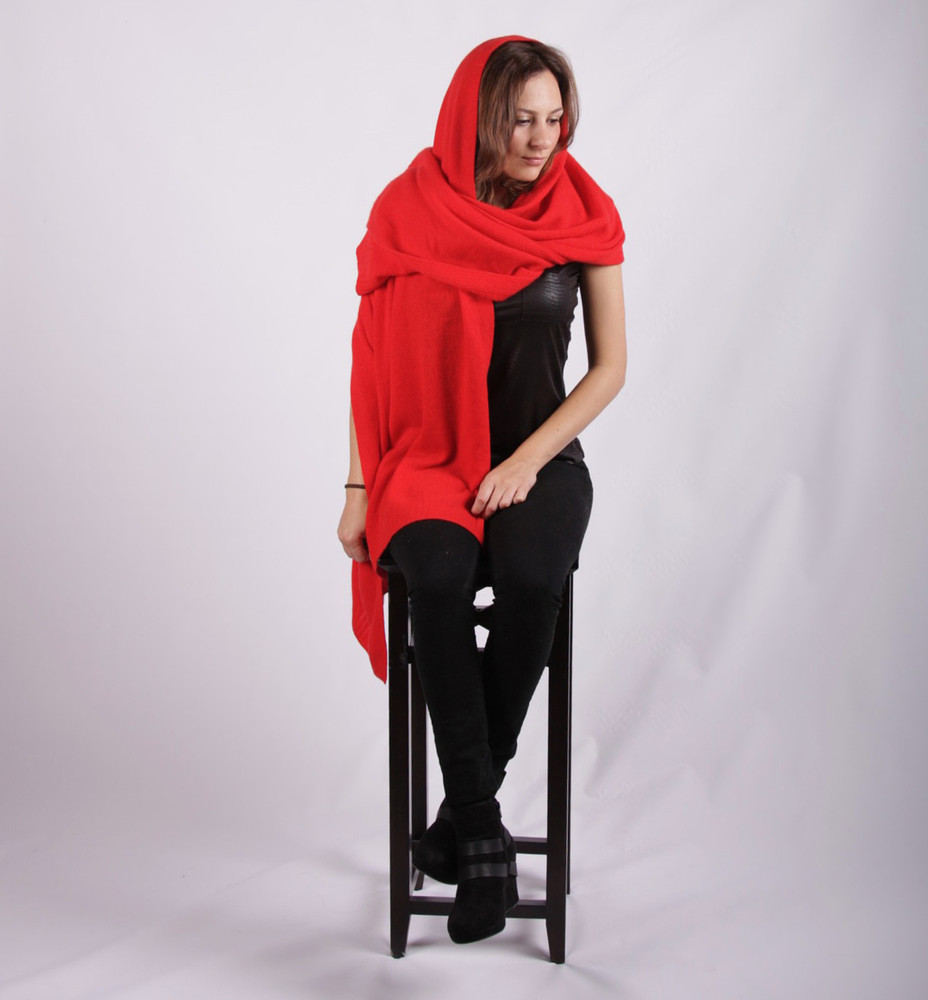 Paris Cashmere Wrap
