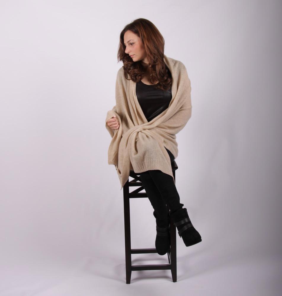 Stella Cashmere Wrap