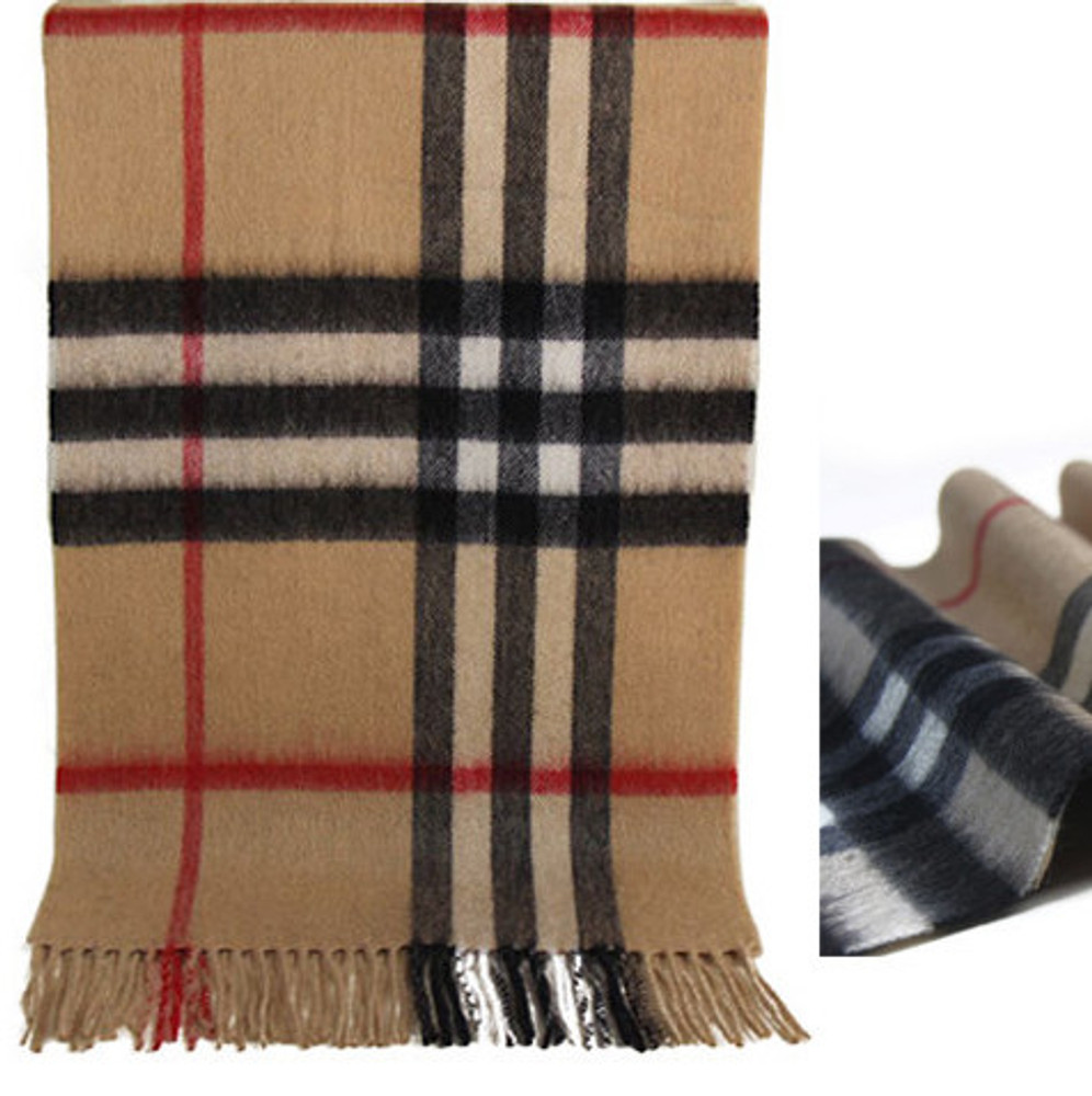 Anis Cashmere Wool Blend Scarf