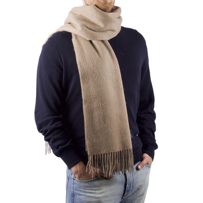 Parker Oversized Cashmere & Wool Blend Scarf