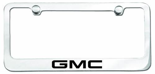 GMC License Plate Frame