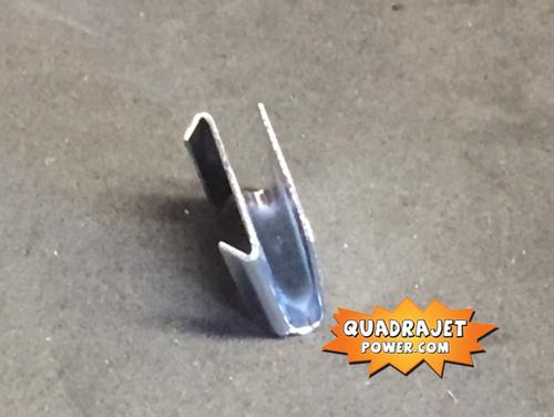 Float pin repair bracket, New