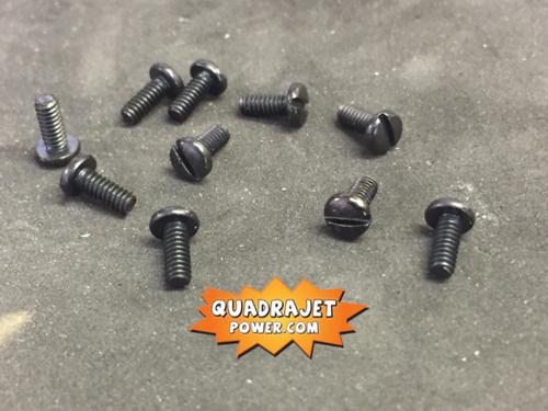 Throttle Blade screws, New