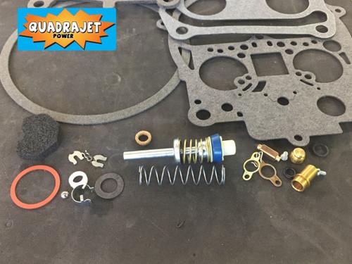 Quadrajet Rebuild Kit.  Chevrolet 1965-67, Oldsmobile 66