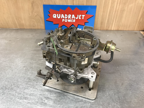 Dodge Quadrajet  17087175