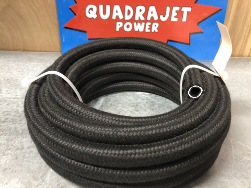Series 8000 Push-Lok General Purpose Hose -6  black 20'