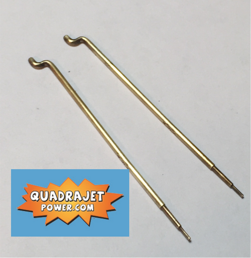 """Used """"B"""" Series Primary Rods, pair 39B .039"""