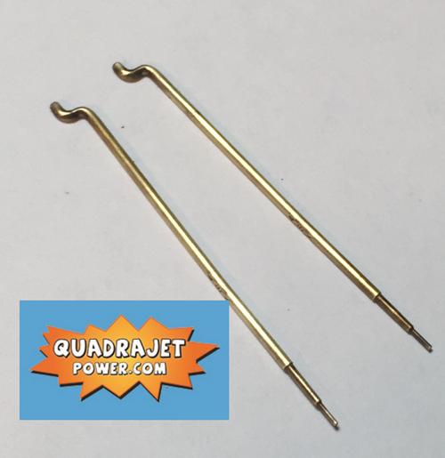 """Used """"B"""" Series Primary Rods, pair 50B .050"""