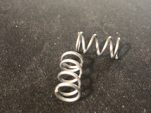 """Idle mixture screw springs, .5"""""""