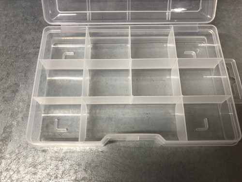 Parts container for small parts