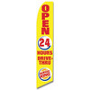 Burger King (Yellow) Feather Flag