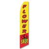 Flower Sale Feather Flag