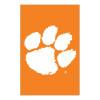 Clemson University Tigers Applique Garden Flag