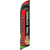 Electronic Repair (red/green) Semi Custom Feather Flag Kit