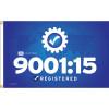 ISO 9001/15 Flag