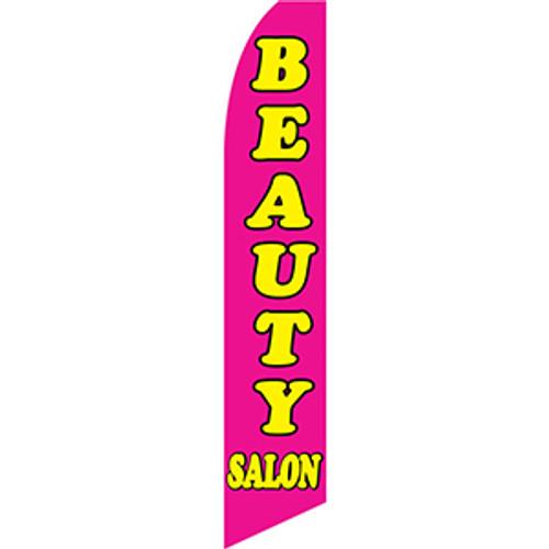 Beauty Salon Feather Flag