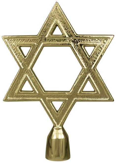 Metal Star of David