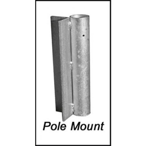 Clamp On Pole Mount