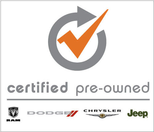 Certified Pre-Owned Car Flags