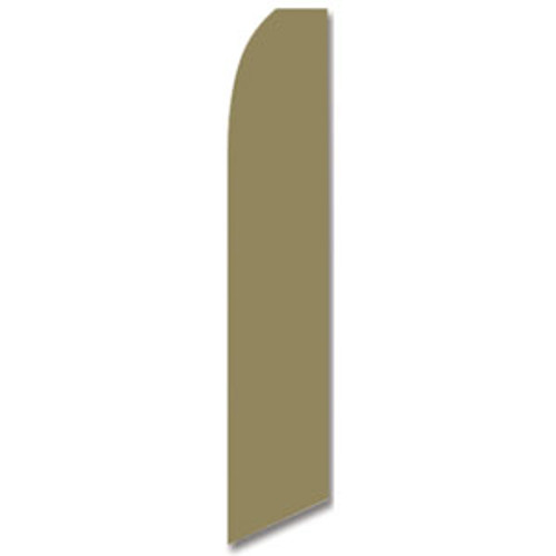 Gold Feather Flag