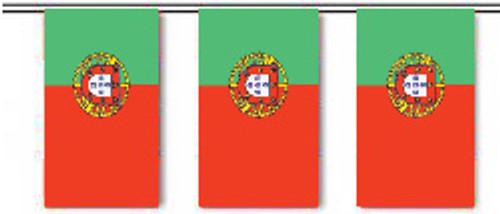 Portugal String Pennant