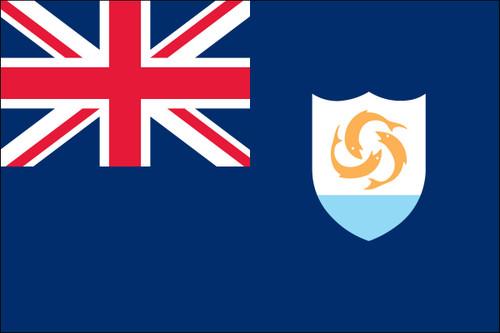 Anguilla Nautical Flag