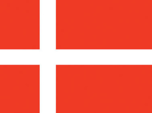 Denmark Nautical Flag