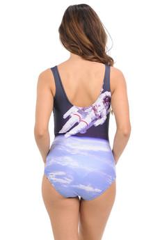 Wholesale Man on the Moon Bodysuit