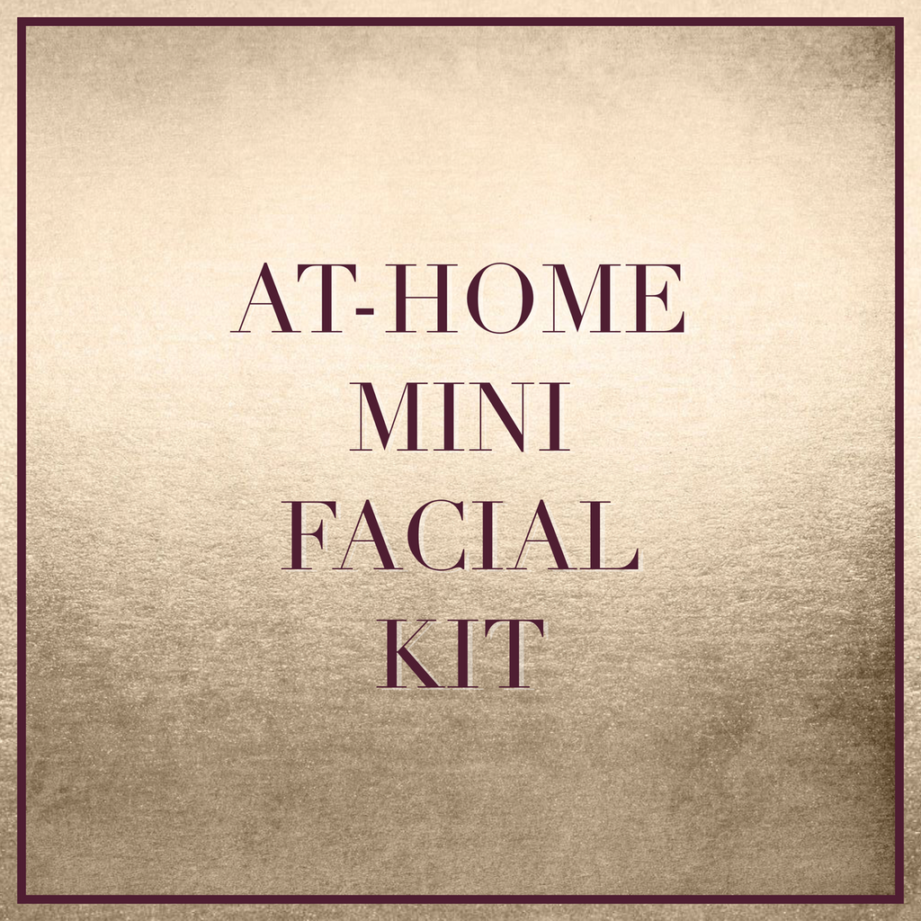 At-Home Mini Facial Kit (for the 30 Days to Great Skin program)