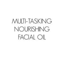 Multi-Tasking Nourishing Facial Oil