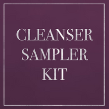 Healthy Skin and Beauty Cleanser Sampler Kit