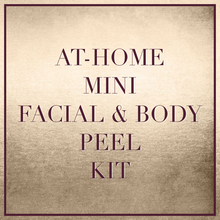 At-Home Mini Facial & Body Peel Kit (for the 30 Days to Great Skin program)