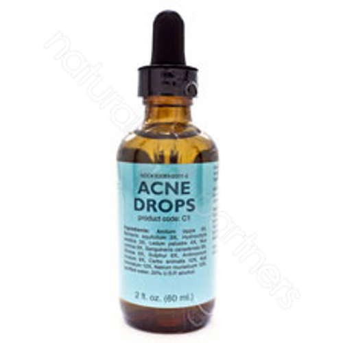 Professional Complementary Health Acne Drops