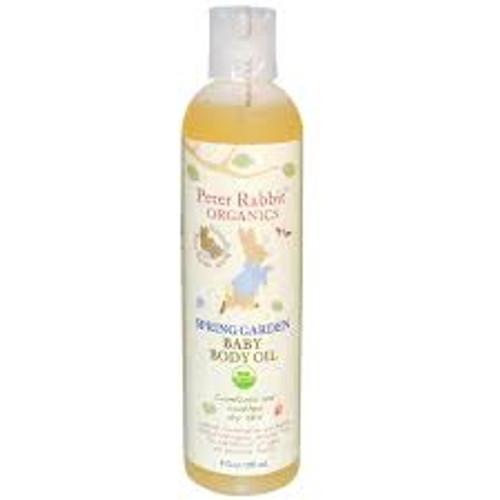 Peter Rabbit Organic Baby Spring Garden Baby Oil