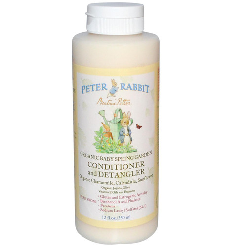 Peter Rabbit Organic Baby Spring Garden Conditioner and Detangler