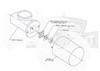 Spinalator roller Elevation Motor