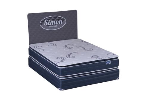 CASCADE - Double Sided Pillow Top Foam Encased Mattress