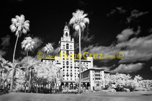 """The Biltmore"" ● Infrared Photography"