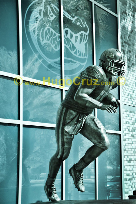 """Tebow Unleashed"" ● Infrared Photography"