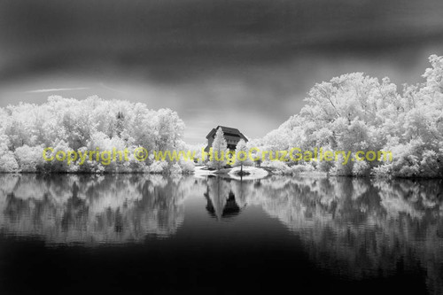 """Afar Serenity"" ● Infrared Photography"
