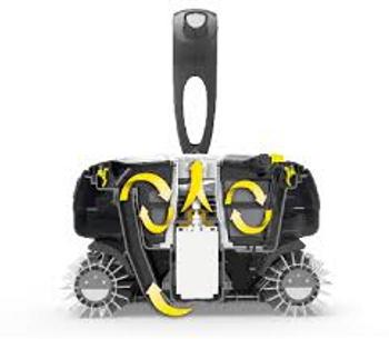 Zodiac CX20 Robotic Pool Cleaner.