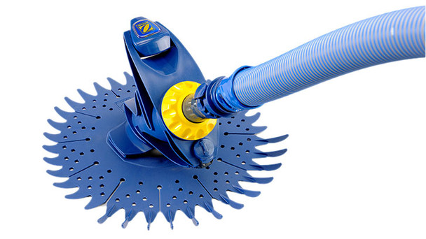 Zodiac T3 Swimming Pool Suction Cleaner Side