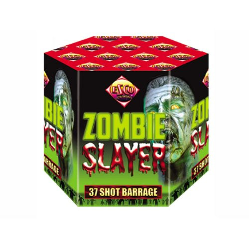 Zombie Slayer 37 Shot Barrage SOLD OUT