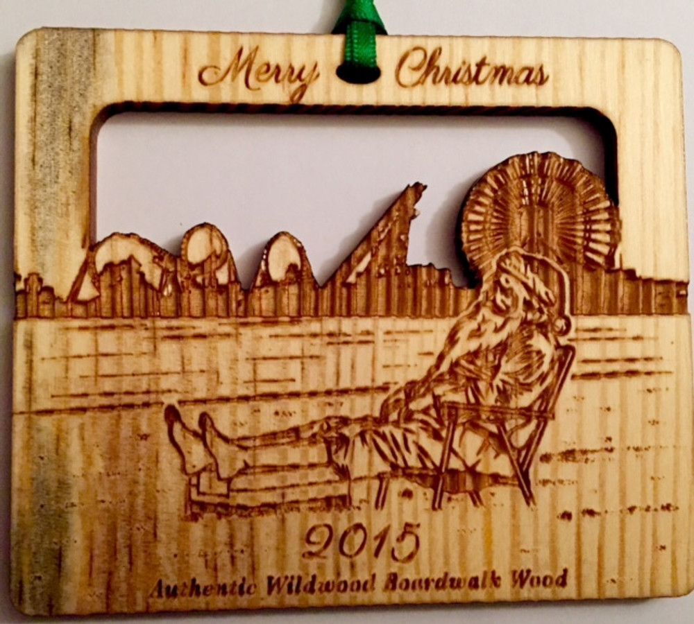 Wildwood 2015 Ornament