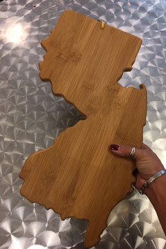 Bamboo Cutting/Serving Board NJ
