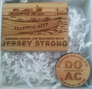 Atlantic City Jersey Strong Magnet And AC Magnet Bundle