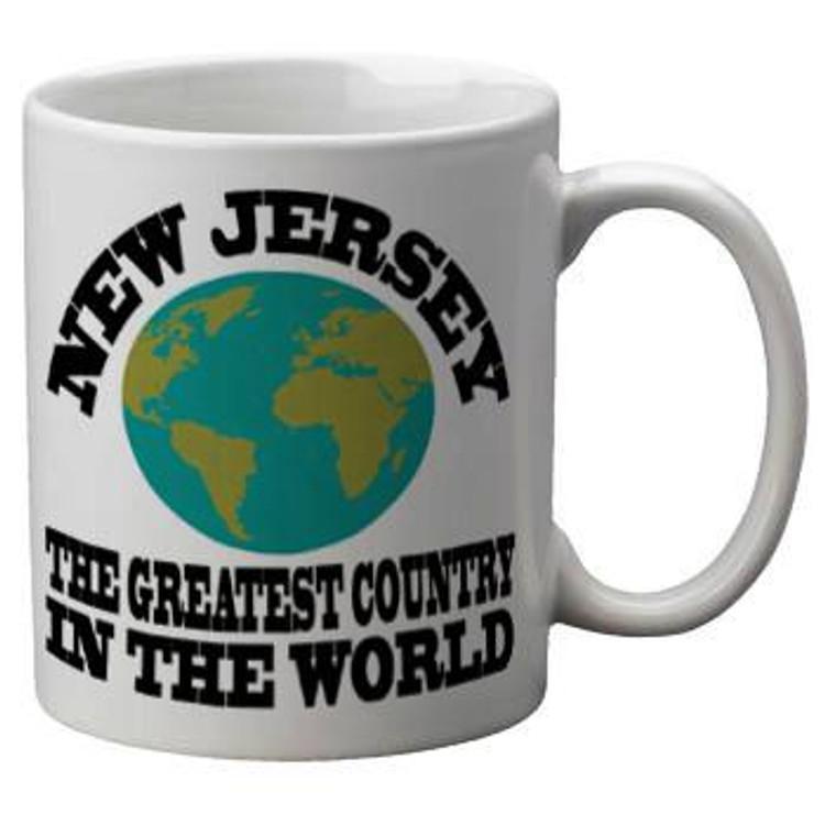 NJ Greatest Country Mug
